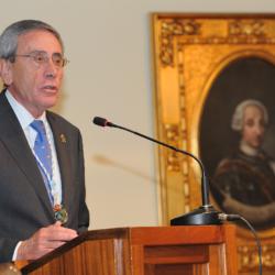 Presidente de RSAM de Jaén