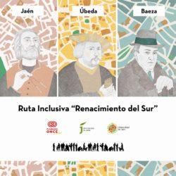 Ruta inclusiva Renacimiento del Sur