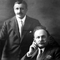 Srafóin y Joaquín Álvarez Quintero